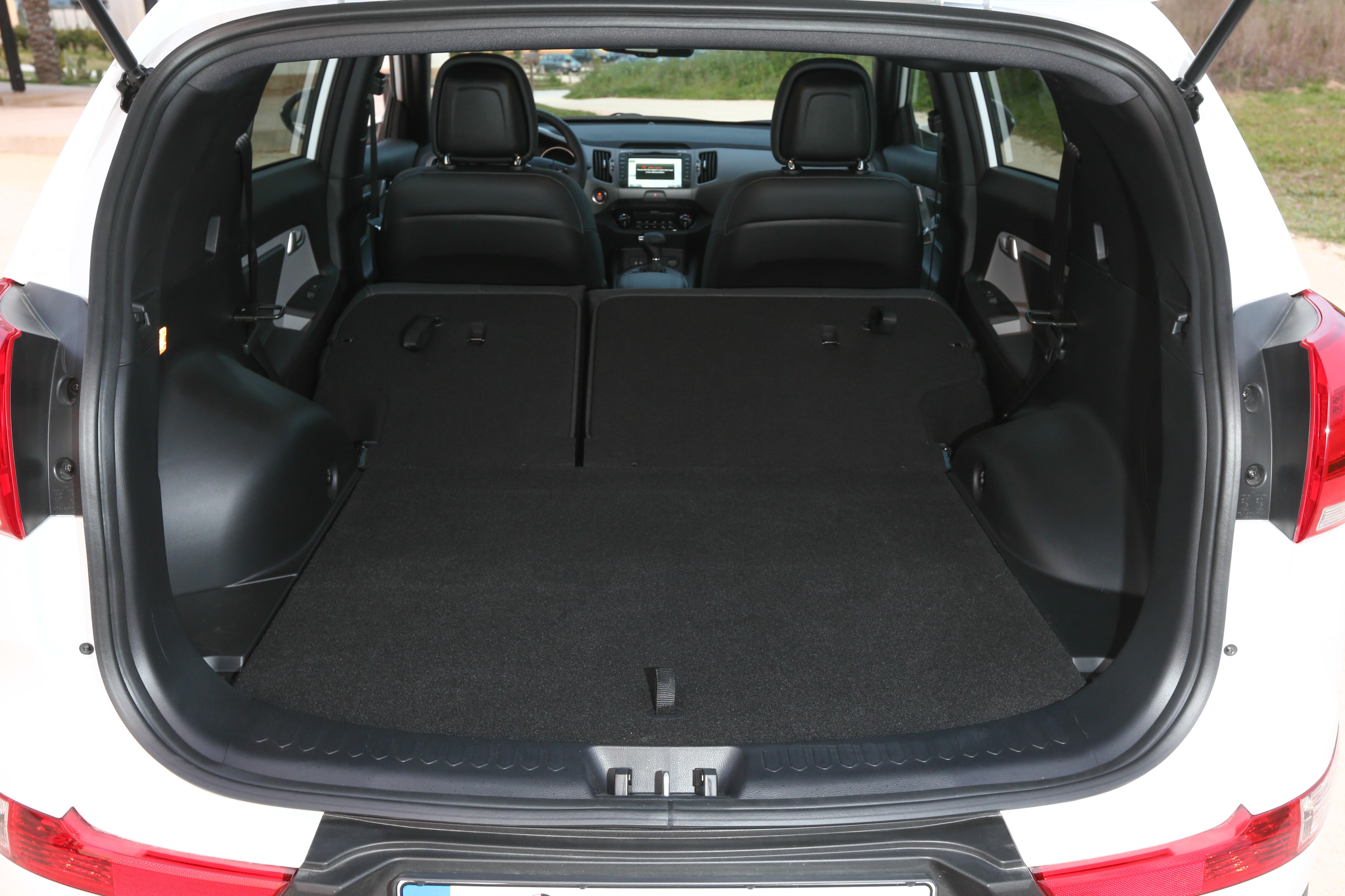 facelift version des kia sportage autoexklusiv dortmund. Black Bedroom Furniture Sets. Home Design Ideas