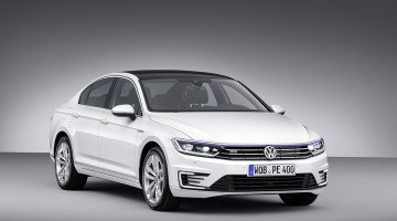 Der neue Volkswagen Passat GTE